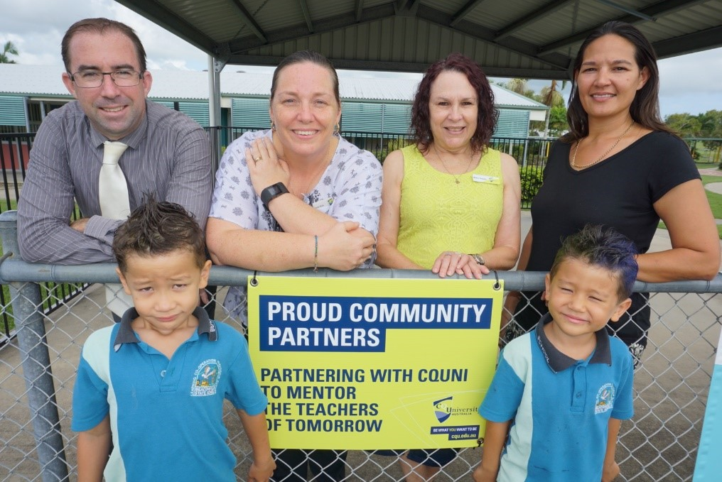 CQU partner with Beaconsfield State School