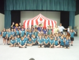 Safety Circus Visits Beaconsfield